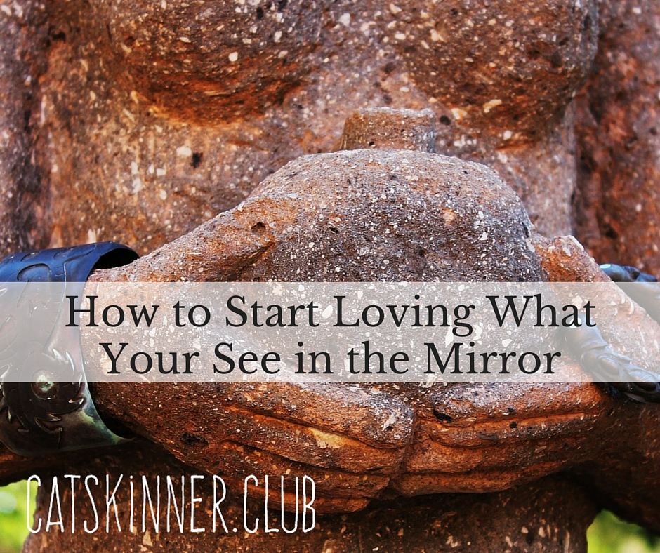 How to Start Loving What Your See in the MirrorFB