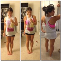 DIY Gym Tanks