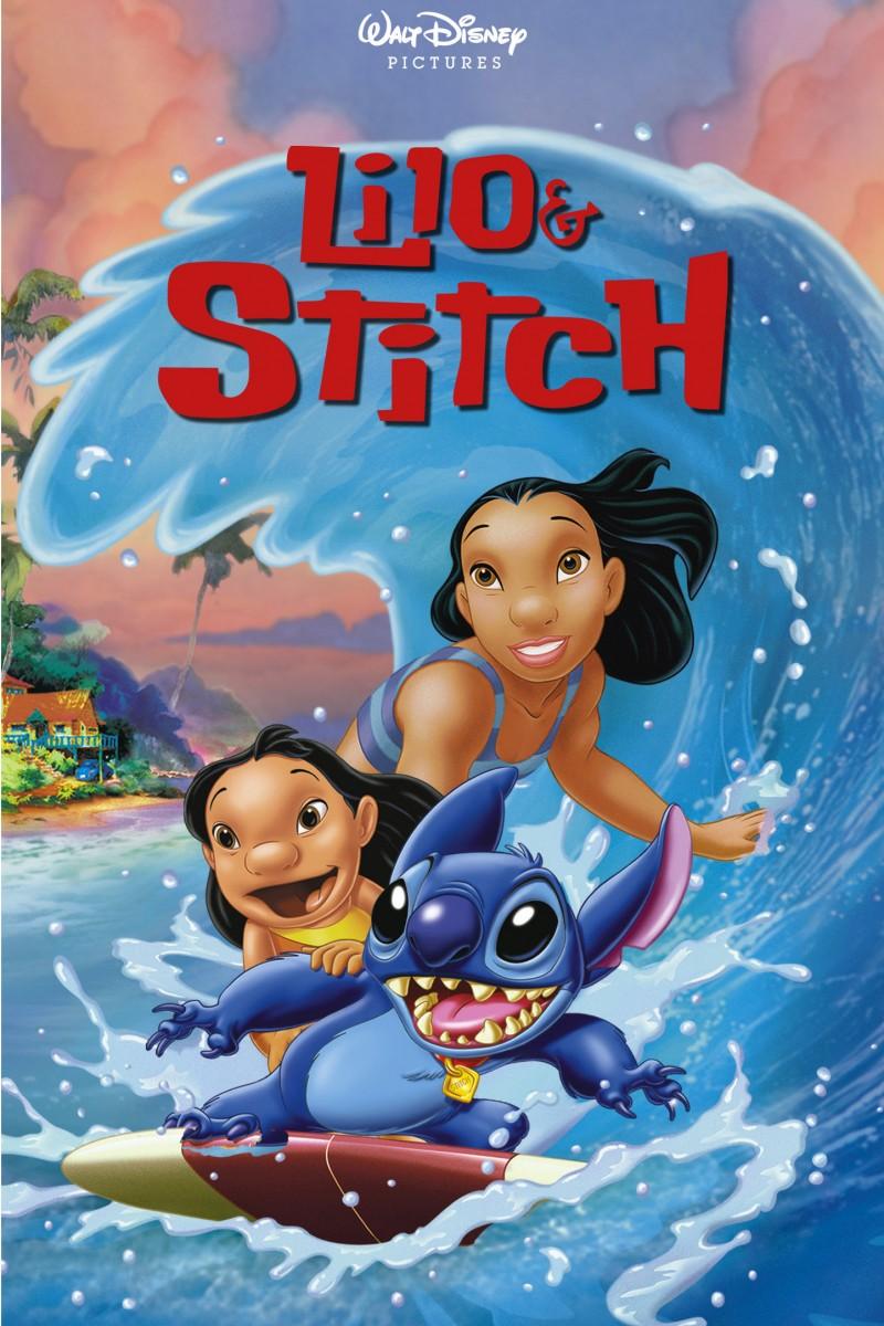 Poster do filme Stitch! o filme