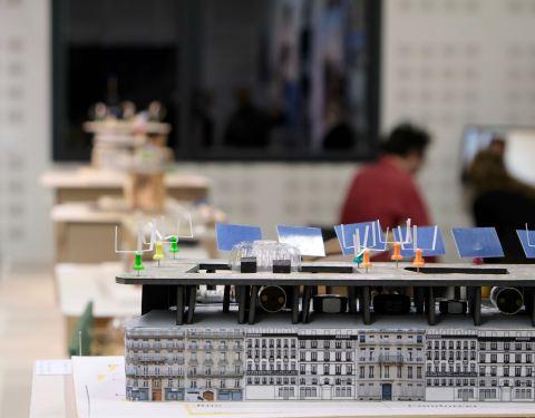 Exposition: architecture &#038; autonomies partagées<br><p class=