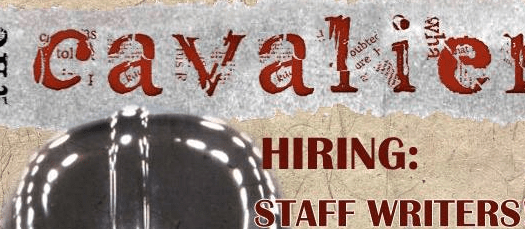 HIRING: STAFF WRITERS