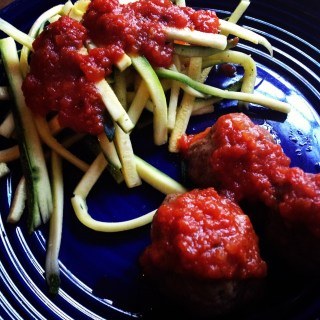 Don't Cave In: Spaghetti and Meatballs