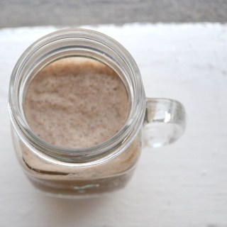 Smoothie Days: Paleo Mocha Frappe