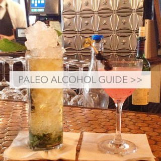 Paleo Pointers: Alcohol