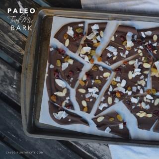Paleo Trail Mix Bark