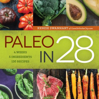My First Cookbook: Paleo in 28