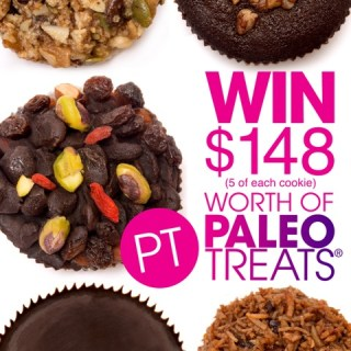 Paleo Treats Giveaway