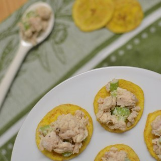Tuna Salad Bites
