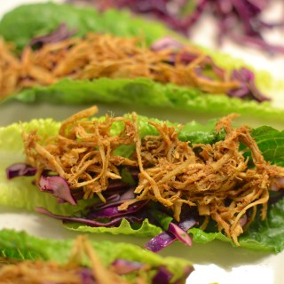Paleo Shredded Chicken Tacos