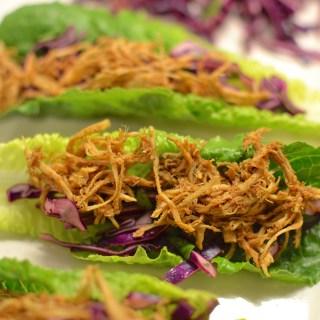 Paleo Shredded Chicken Tacos