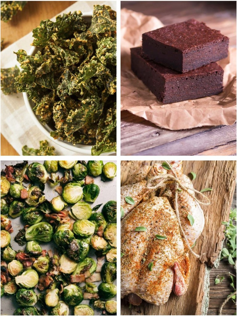 Paleo in 28 Recipe Images
