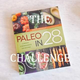 Paleo in 28 Challenge