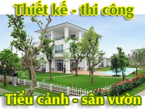 tieucanh-sanvuon