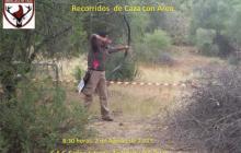 El Andaluz de Recorridos de Caza con Arco busca este domingo a su dueño