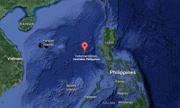 Panatag Shoal definitely Philippines', yet fishermen cautioned from fishing