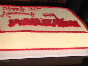Mobilization cake
