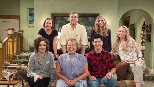 Roseanne  cast on bringing Trump into the show s discourse   CBS News  Roseanne  cast on bringing Trump into the show s discourse   CBS News