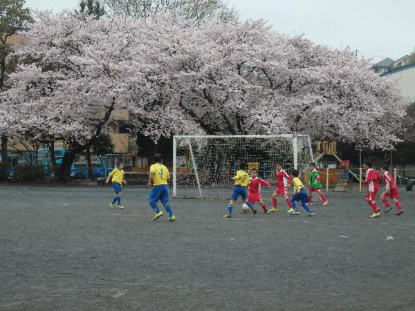 第39回東京都4年生サッカー大会12B一次予選リーグ戦突破!