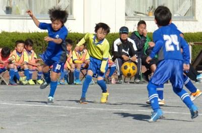 第1回東京都3年生サッカー交流大会に出場!