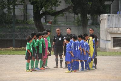 東京都12ブロックU-12サッカー大会後期リーグ戦開幕