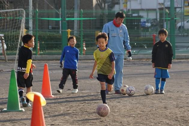 サッカー体験練習会第3回を開催しました!