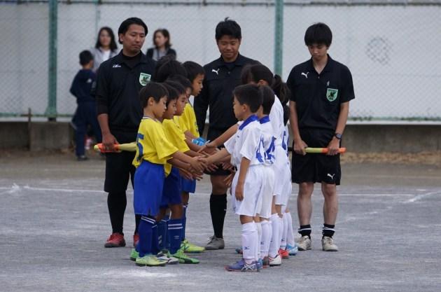 第73回市民スポーツ大会サッカー大会開幕