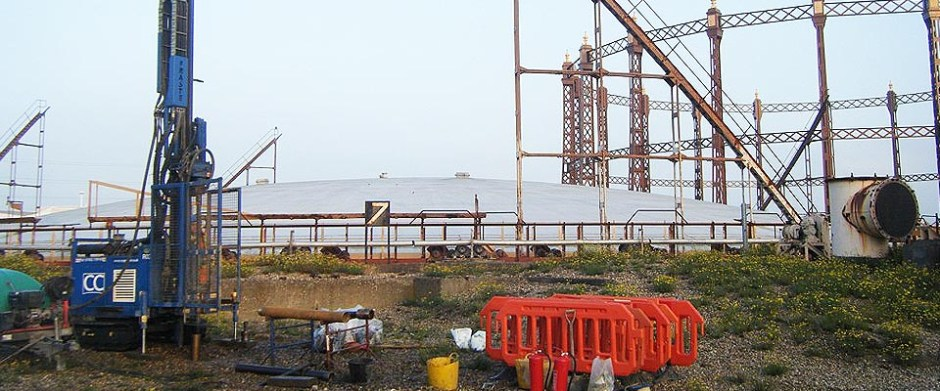 Rotary Rig Gas Works