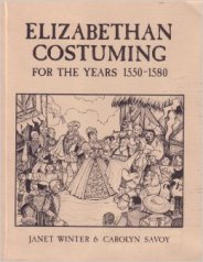Elizabeth Costuming Book