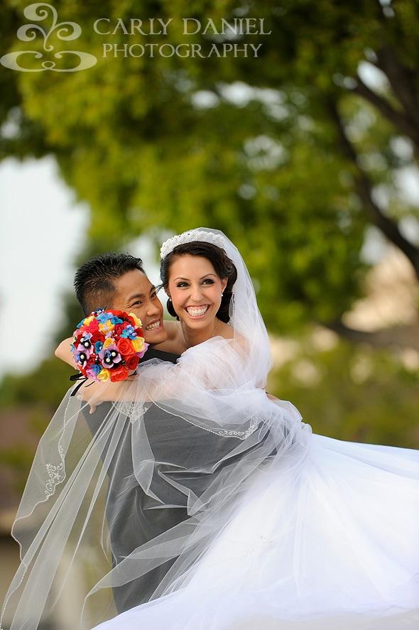 St. Johns Lutheran Orange wedding (1)