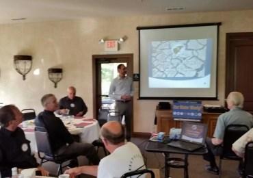 CCWD Speaks to West Calaveras Rotary