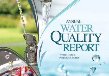 CCWD's 2015 Water Quality Report Now Available
