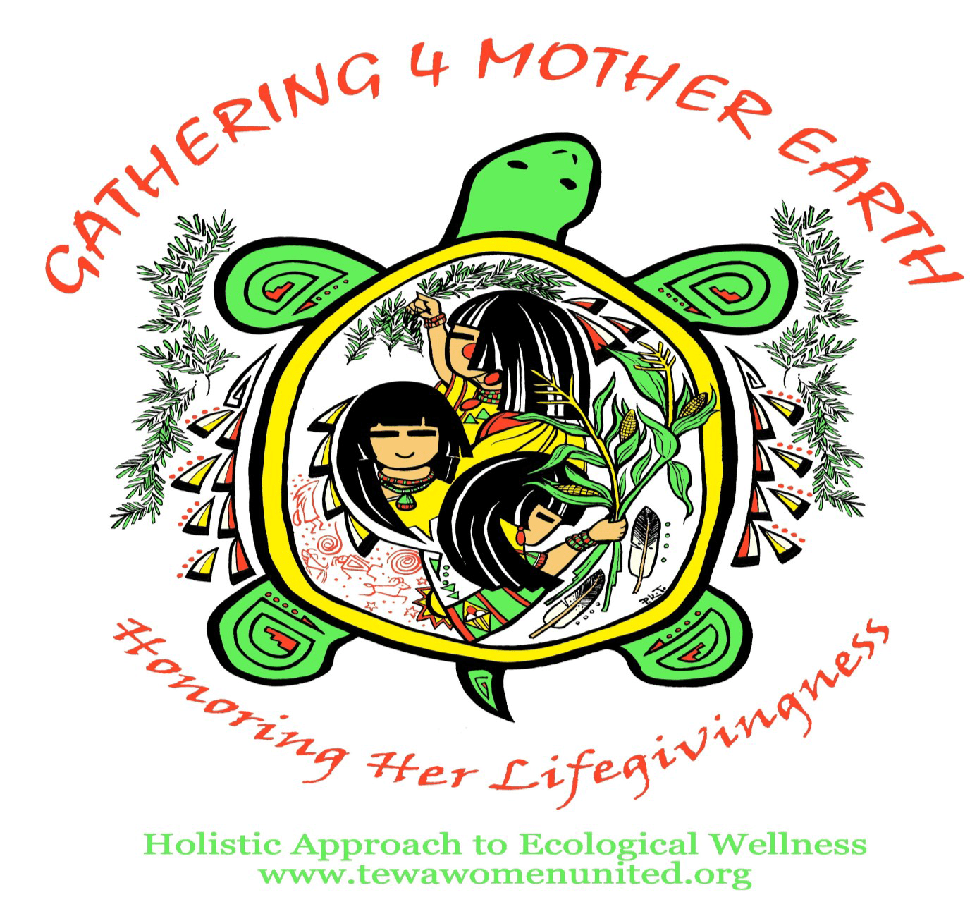 Gathering for Mother Earth – 2015 – Saturday, September 26th