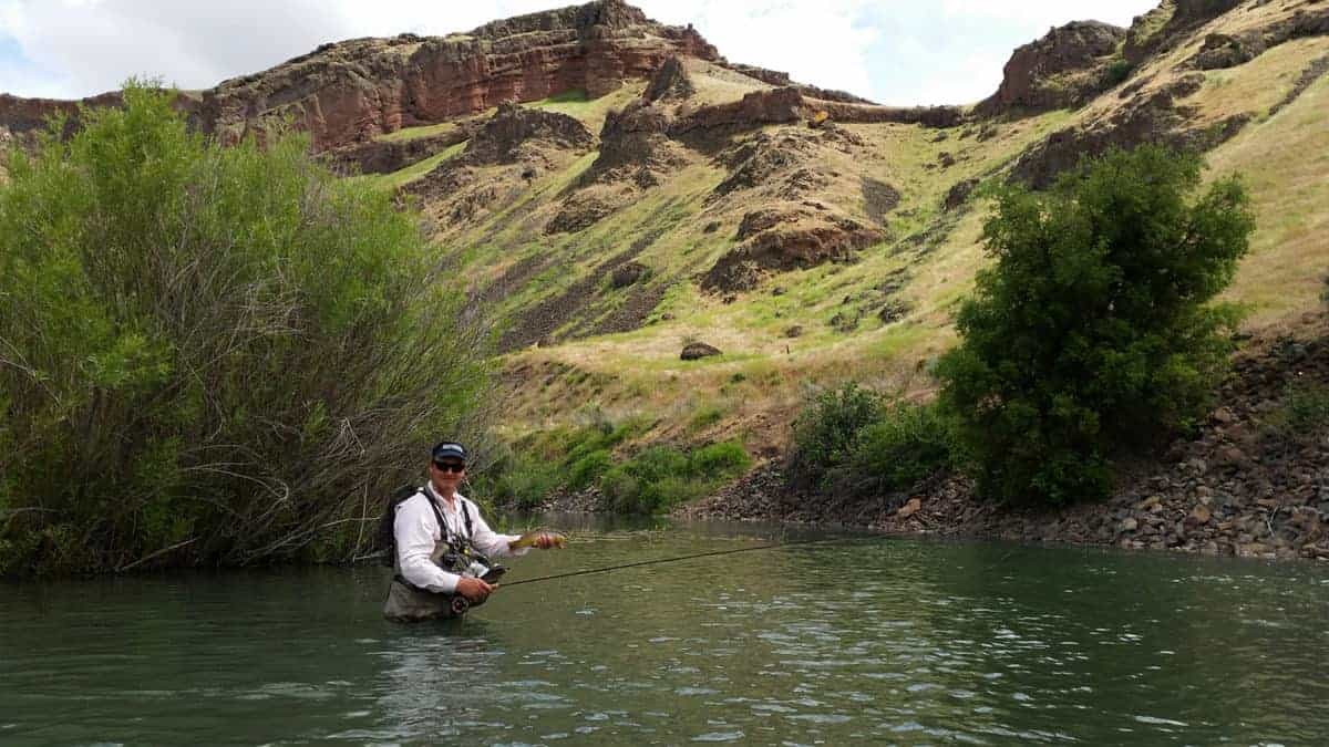 Gallery cd fishing usa for Owyhee river fly fishing