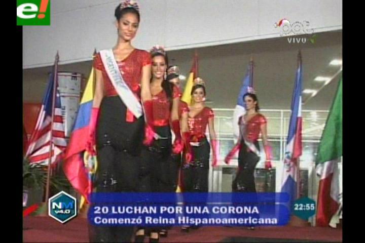 Reina Hispanoamericana 2013 está en marcha