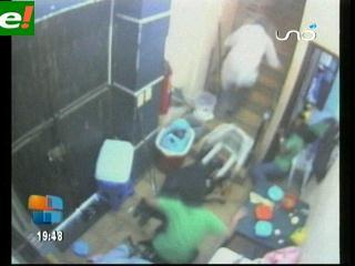 Video del asesinato de Miguel Ángel Márquez en la importadora Fremar Montaño