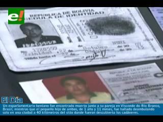 Asesinan en Brasil a un ex diputado boliviano