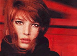 Monica Viti is the Time Image in Antonioni&#039;s &quot;Desserto Rosso&quot;