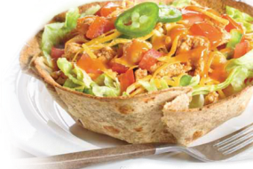 Healthy Spring Recipes: Guilt-Free Taco Bowl