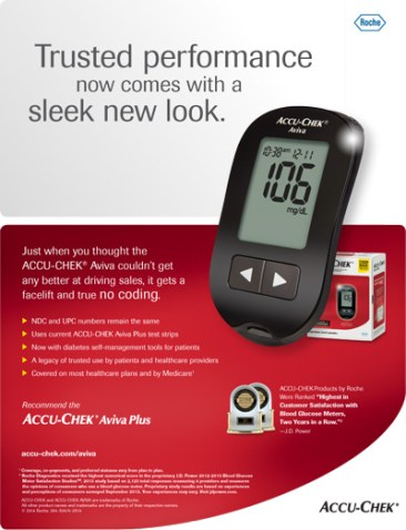 ACCU-CHEK® Aviva Plus Diabetes Monitoring Kit