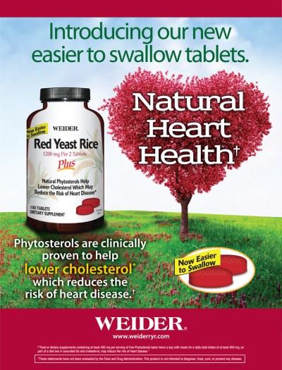 Weider® Red Yeast Rice