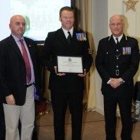 royal navy award