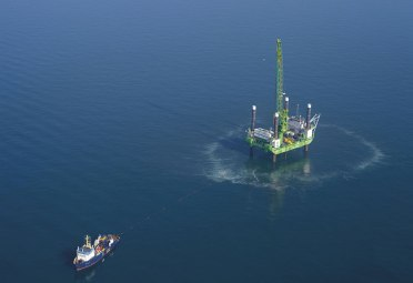 Goliath-Installs-Jacket-Pin-Piles-at-Baltic-2-Offshore-Wind-Farm