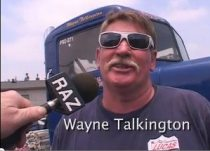 Wayne Talkington Semi Truck Drag Racerf