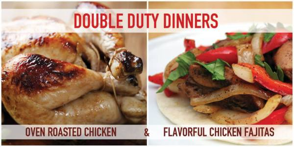 Double Duty Dinner 2