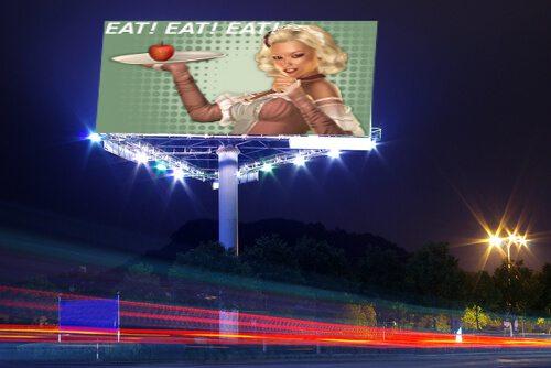 Billboards Too Distracting to Truckers