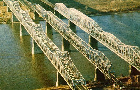 Bridge Lane Closure Memphis West