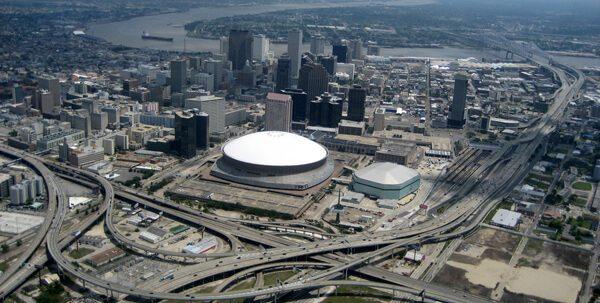 Road Closures New Orleans Super Bowl