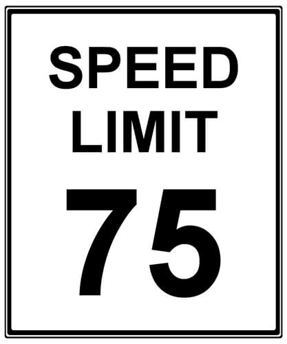 Michigan To Raise Speed Limits To 75 MPH