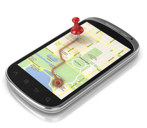 Cell Phone GPS