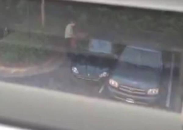 VIDEO-Parking-Karma